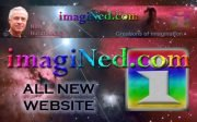Graphic showing new imagiNed.com web style