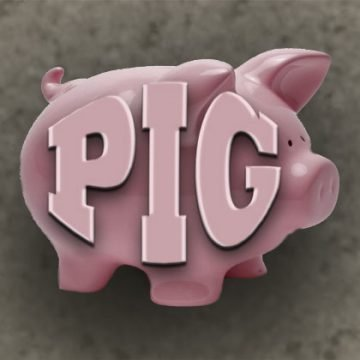 Banks: Too Pig To Fail