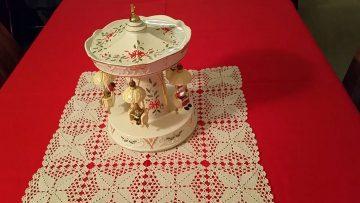Christmas Carousel and Crochet