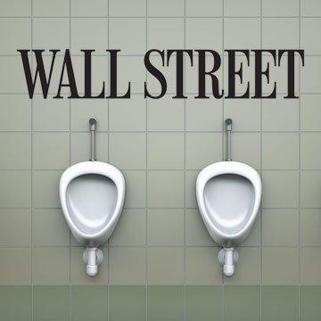 The Wall Street Urinal