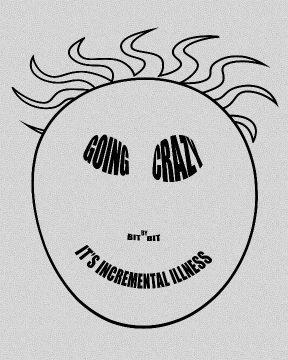 INCREMENTAL ILLNESS: Going Crazy Bit by Bit